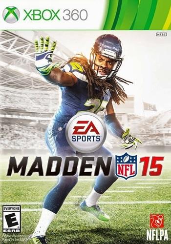 Madden NFL 15 XBOX 360 Región FREE