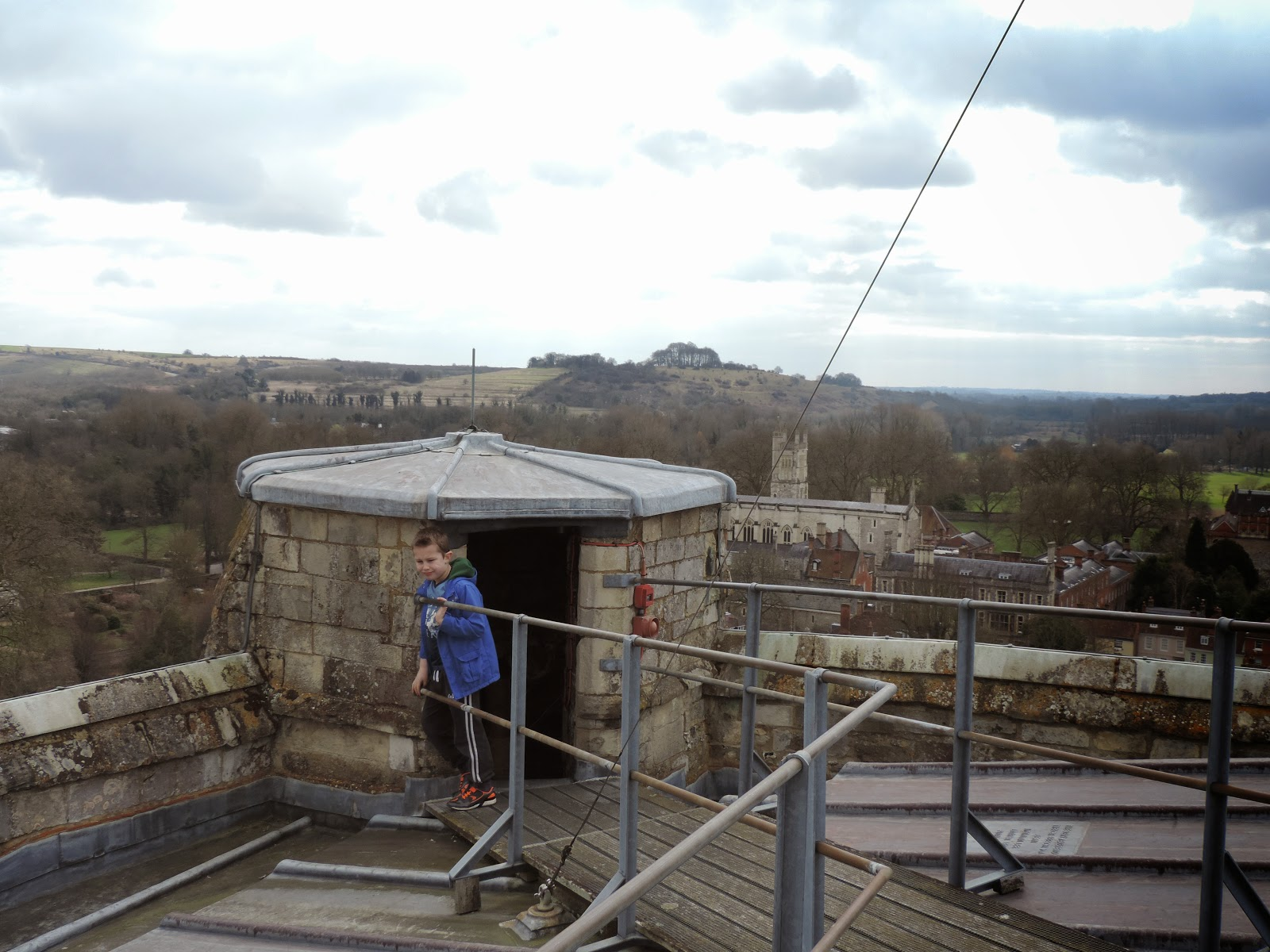 winchester cathedral tower tour review