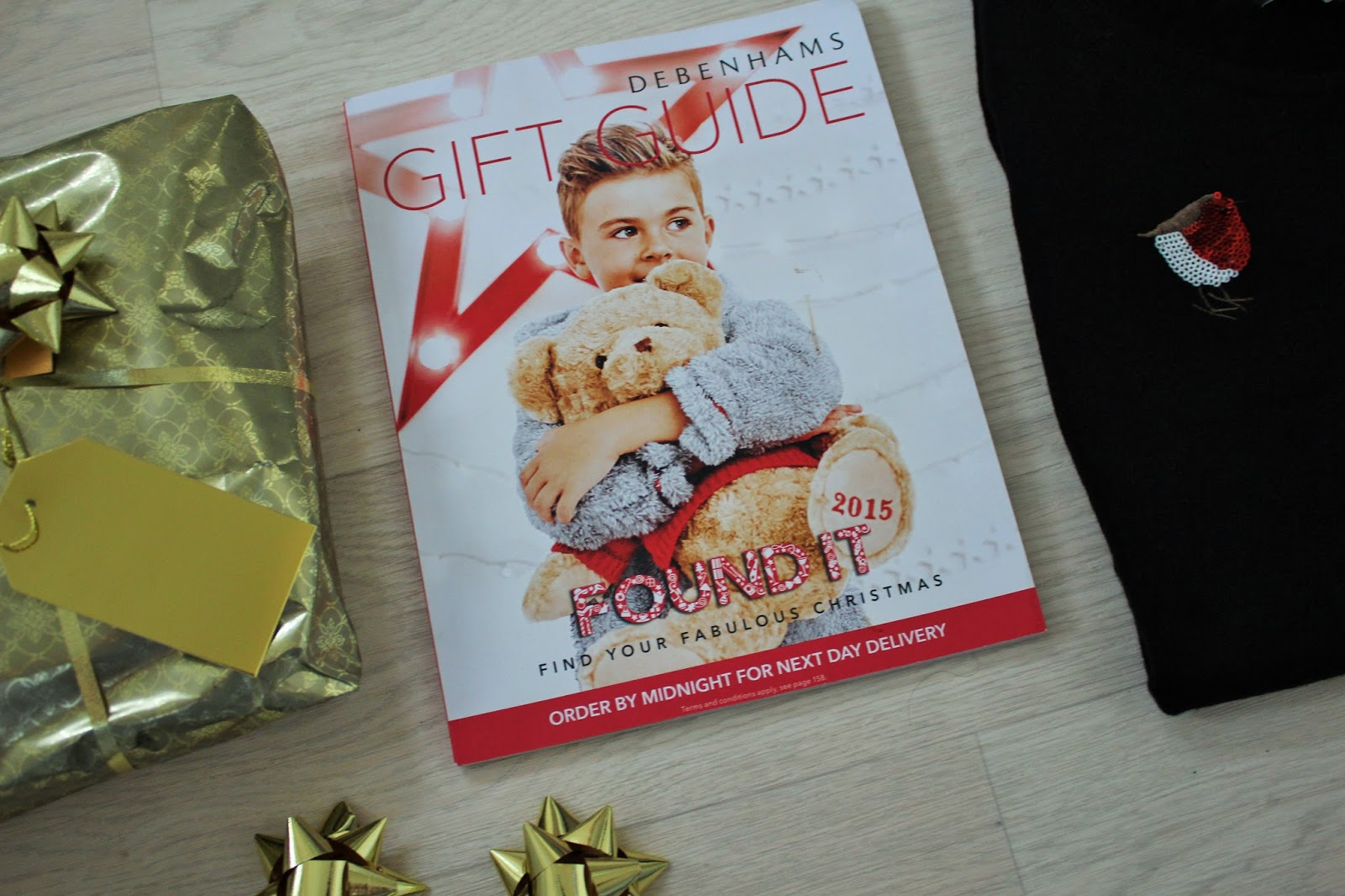 Debenhams Christmas Gift Guide 2015