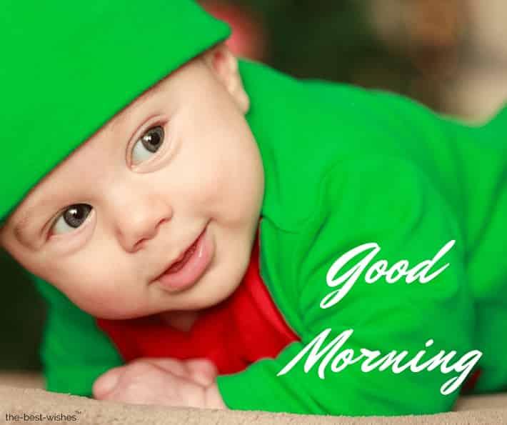 stunning baby image