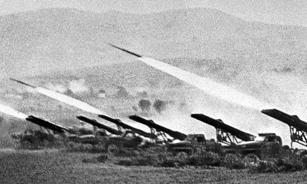 Peluncur roket Katyusha