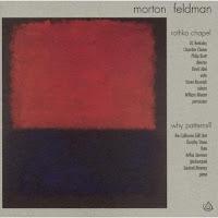 "Who The Fuck?: ""Rothko"" (Morton Feldman) (California EAR Unit) [Especial agosto 2012]"