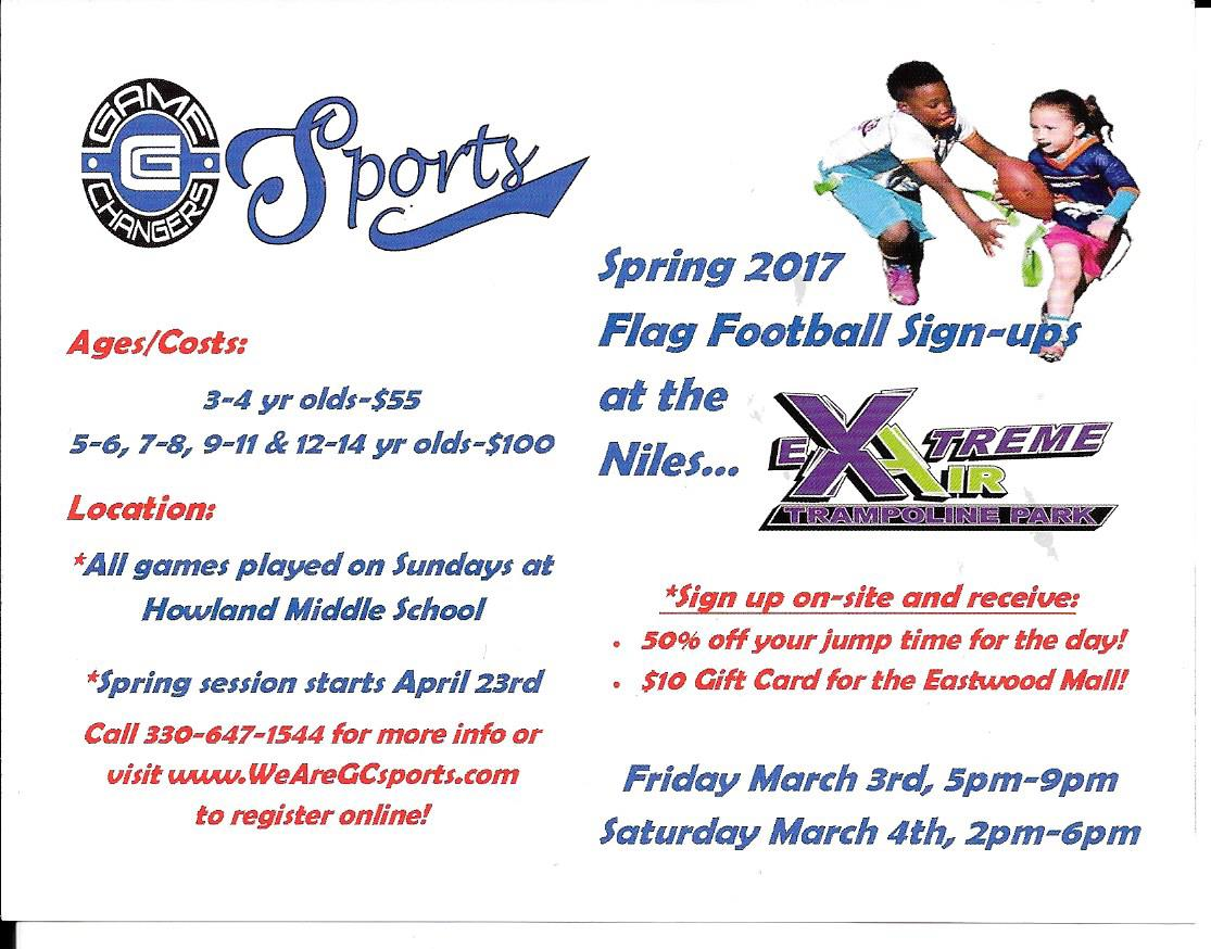 flag football 2 essay Easystitch 2-sided garden banner flag - football  we set out to find a football banner that could be monogrammed or embroidered that wouldn't leave you with an .
