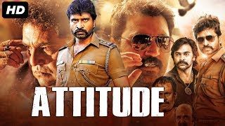 ATTITUDE (2019) Hindi Dubbed Movie 300MB HDRip 480p x264 Free Download