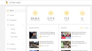 Cara Menghitung Pendapatan Uc News Berdasarkan Views