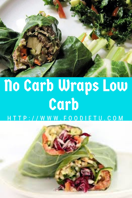 No Carb Wraps Low Carb
