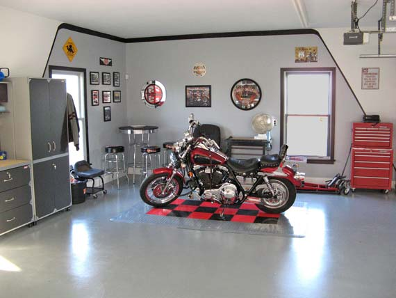 Garage Interior Design | Dreams House