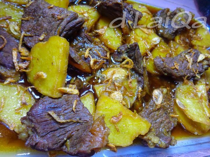 Semur Daging ala Rika (4)