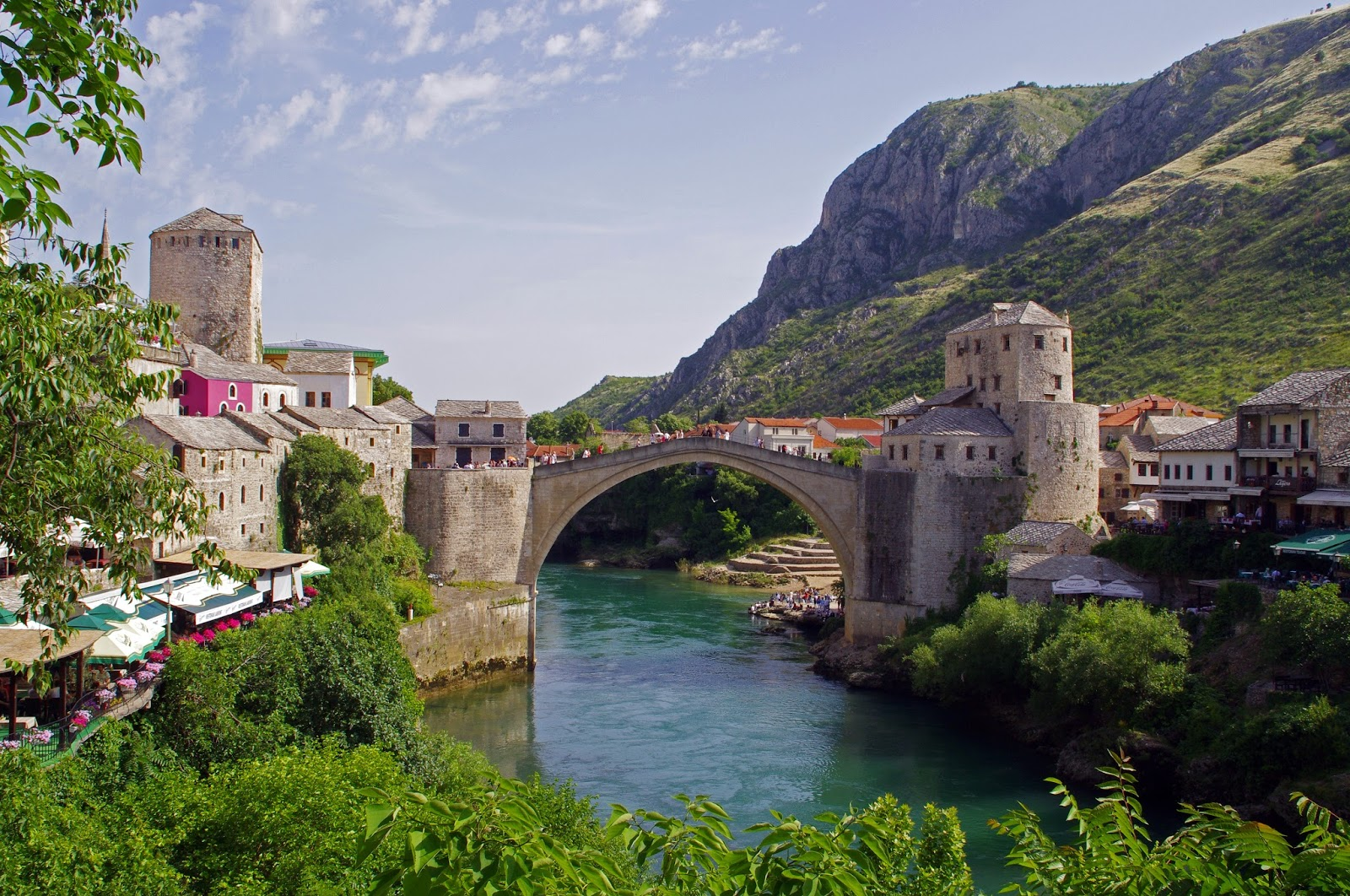 An Eye Opening 24 Hours Discovering Mostar
