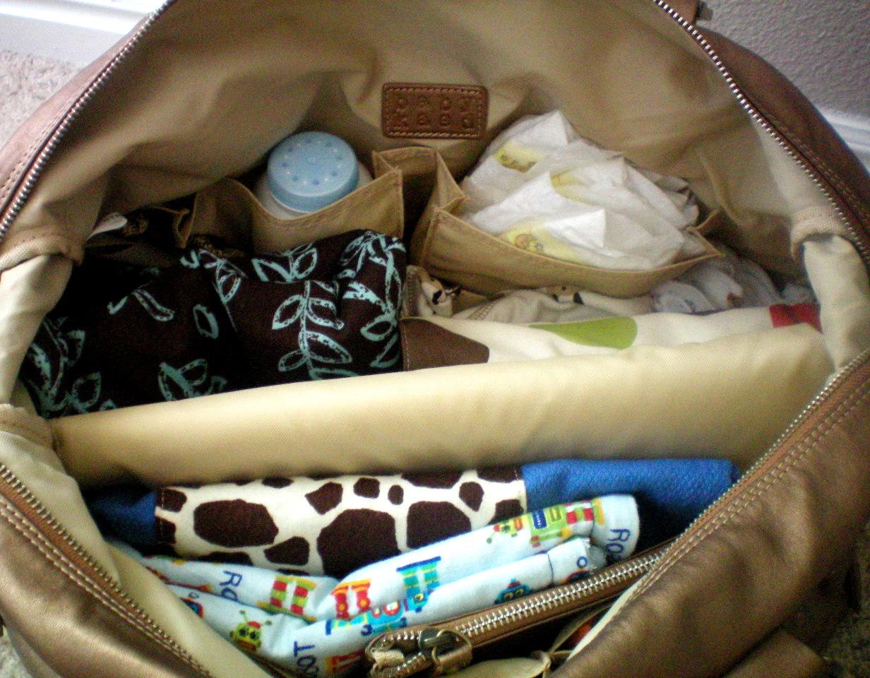 Diaper Bag Check List Craft O Maniac