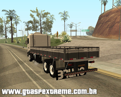 Scania 124g R400 Truck para grand theft auto
