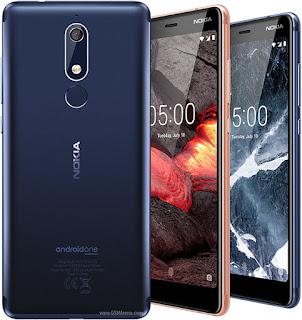 Nokia X5 Back