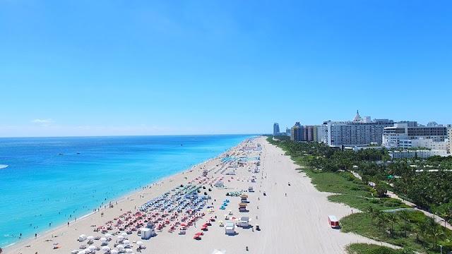 Clima em Miami em novembro
