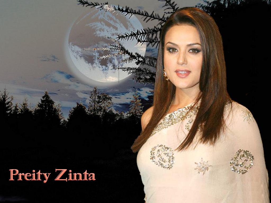 Hd Wallpapers Fine Preity Zinta Hot Photo Shoot Free -8765