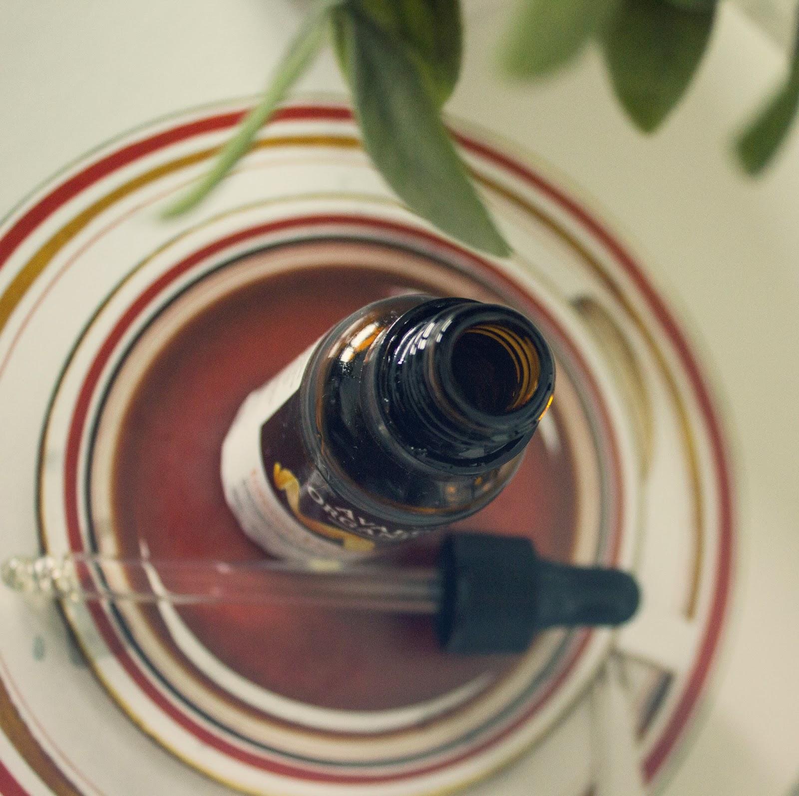 Avalon Organics, Intense Defense with Vitamin C, Antioxidant Oil