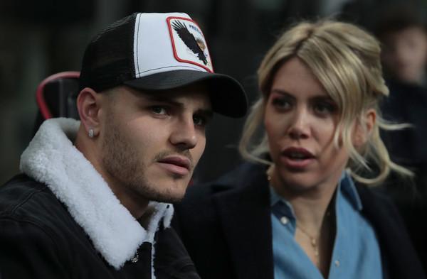 Жена Икарди заявила, что игрок останется в «Интере» на следующий сезон