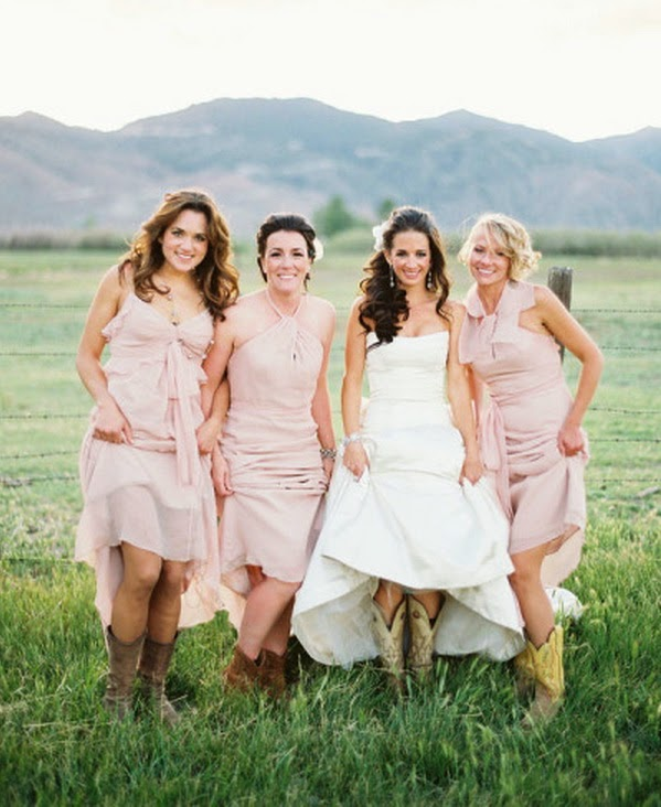 Charming Country Wedding Ideas