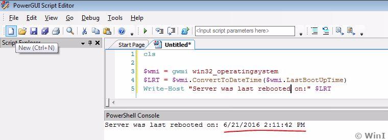 SQLBlog: How to convert PowerShell script into an exe