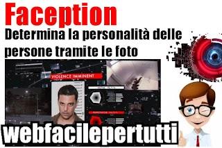 Faception | L'applicazione che determina la personalità delle persone tramite le loro foto
