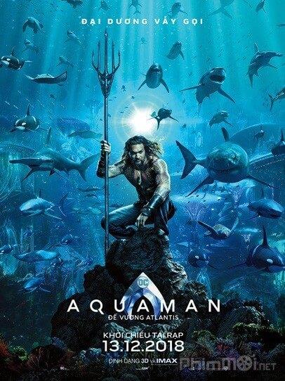 De vuong Atlantis - Aquaman 2018 Vietsub