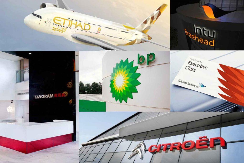 Landor - Perusahaan Logo Terbaik Dunia