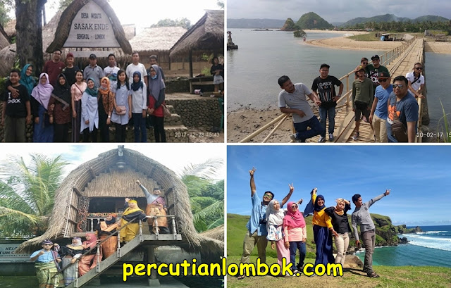 Pakej Percutian Lombok