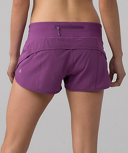 lululemon dark-mystic-speed-short