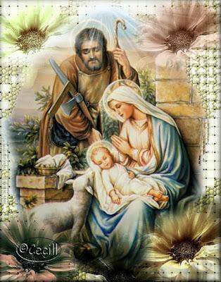Resultado de imagen para gifs de sagrada familia