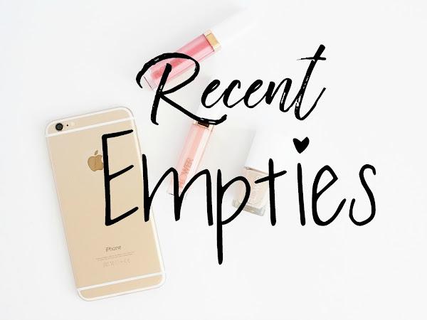 Empties Lately