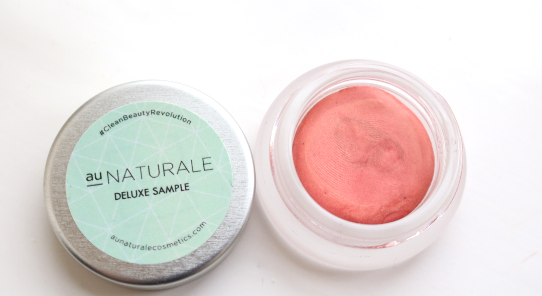 Au Naturale The Anywhere Creme Blush in Grapefruit