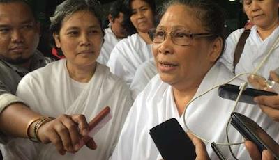 Lia Eden Minta Pemerintah Hapus Agama Islam dari Indonesia