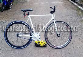 omzet yang dihasilkan juga tidak mengecewakan setiap harinya Peluang Usaha Jasa Bengkel Sepeda Keliling