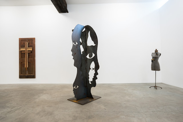 Lonnie holley at james fuentes