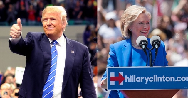 Hillary Clinton leads Donald Trump in Florida