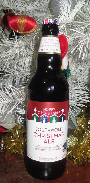 Southwold Christmas Ale (Marks and Spencer)