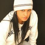 Andrea Rincon, Selena Spice Galeria 19: Buso Blanco y Jean Negro, Estilo Rapero Foto 27
