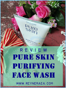 Review Pure Skin Purifying Face Wash