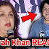 Farah Khan REACTS To Sexual Assault Allegations Against Sajid Khan