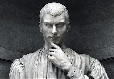 Maquiavelo príncipe de los filósofos.