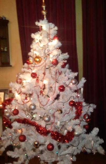 Emejing Witte Kerstboom Met Verlichting Pictures - Trend Ideas 2018 ...