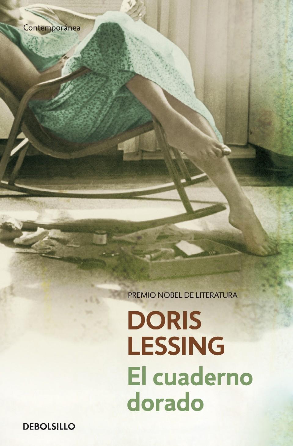 El cuaderno dorado – Doris Lessing