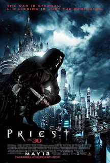 Poster Priest 2011