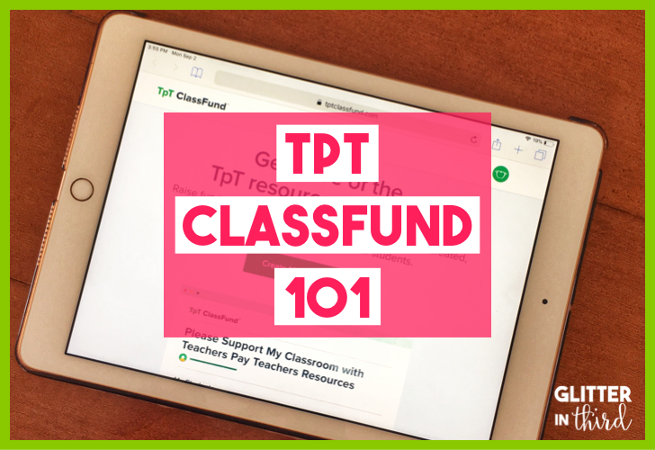 title picture showing TPT ClassFund