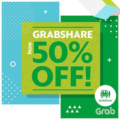 Grab Promo Code Malaysia Discount GrabShare Rides Klang Valley