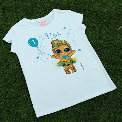 Camiseta LOL