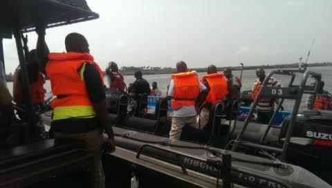 NEMA confirms death of father, mother and their seventeen month old baby in Lagos boat mishap
