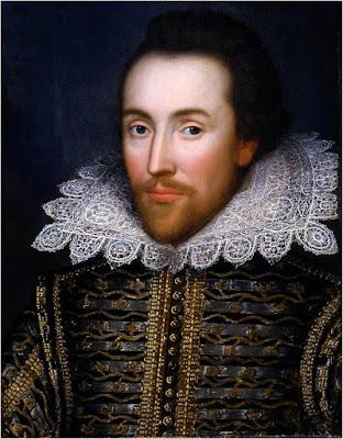Ουίλιαμ Σαίξπηρ.