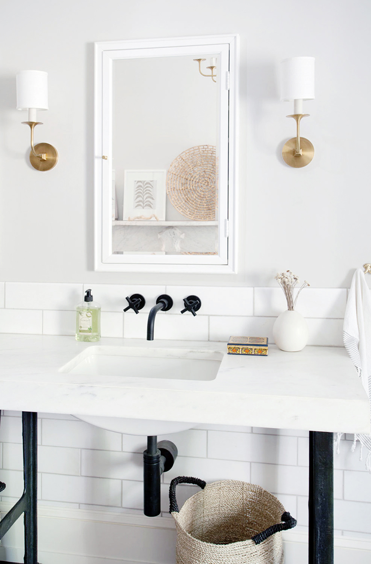 West elm bathroom accessories - Below Are Some Inspiration Photos From Bathrooms I Absolutely Love And Right After Is A Visual Of The Master Plan