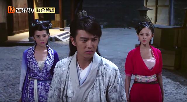 Panda Impressions Tong Tian Detective Dee