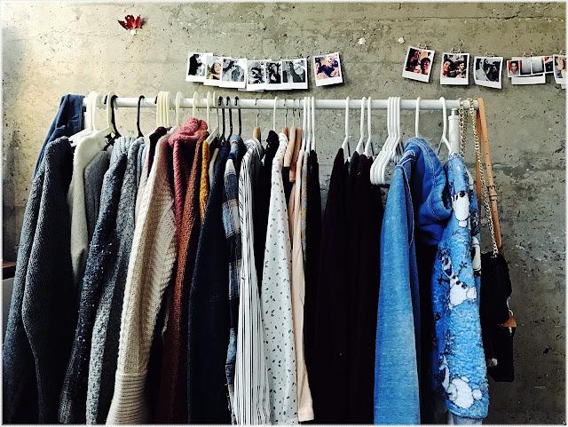 Sposoby na tanie ubrania